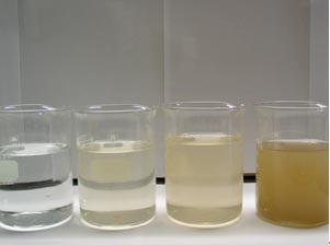 water quality pre lab 2015 View lab report - sci207w2labreportingform2015 from sci 101 at ashford university lab 2 water quality and contamination experiment 1: effects of groundwater contamination table 1: water.